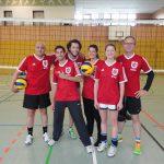 Das bayerische Volleyballturnier in Wolfratshausen … und das MüKo dabei!