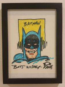 Ausstellungsbesuch 80 Jahre Batman im Amerikahaus