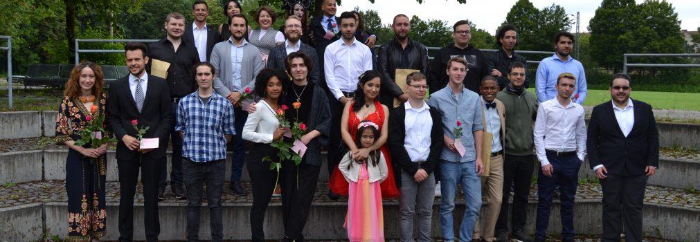 Städtisches Münchenkolleg: Abitur 2020
